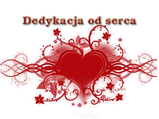 Wiadomości Dedykacja Od Serca Walentynki 2010 Z